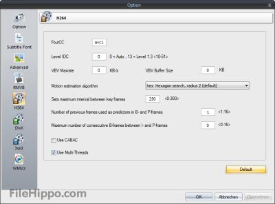 Download – Format Factory – Free media file format converter